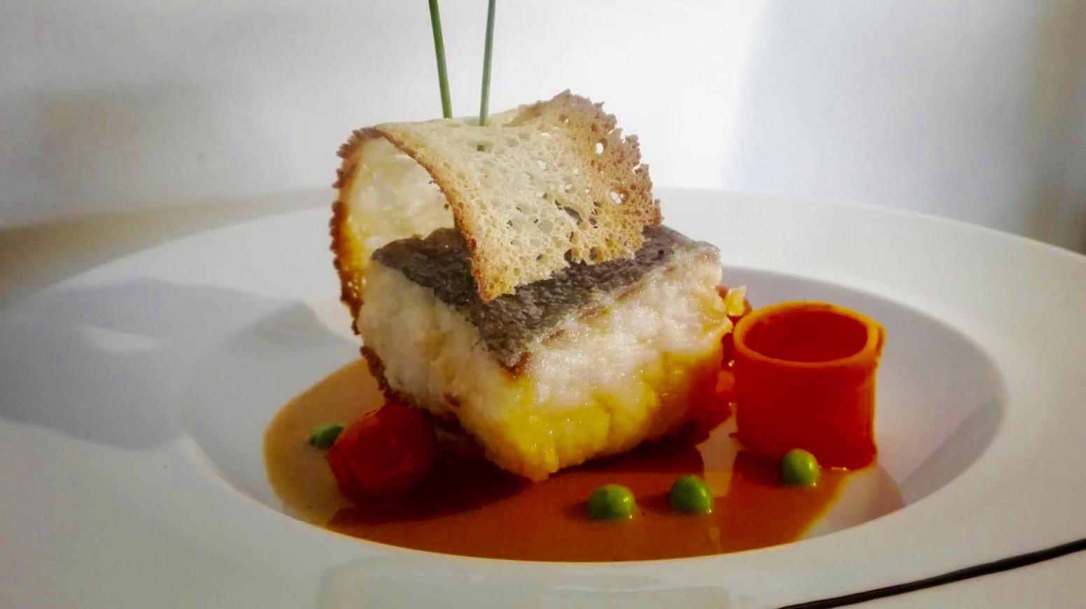 Bacalao del chef